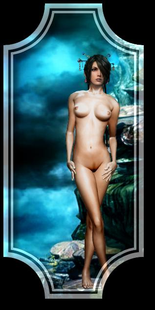 final nude fantasy xv cindy Isekai meikyuu de harem wo