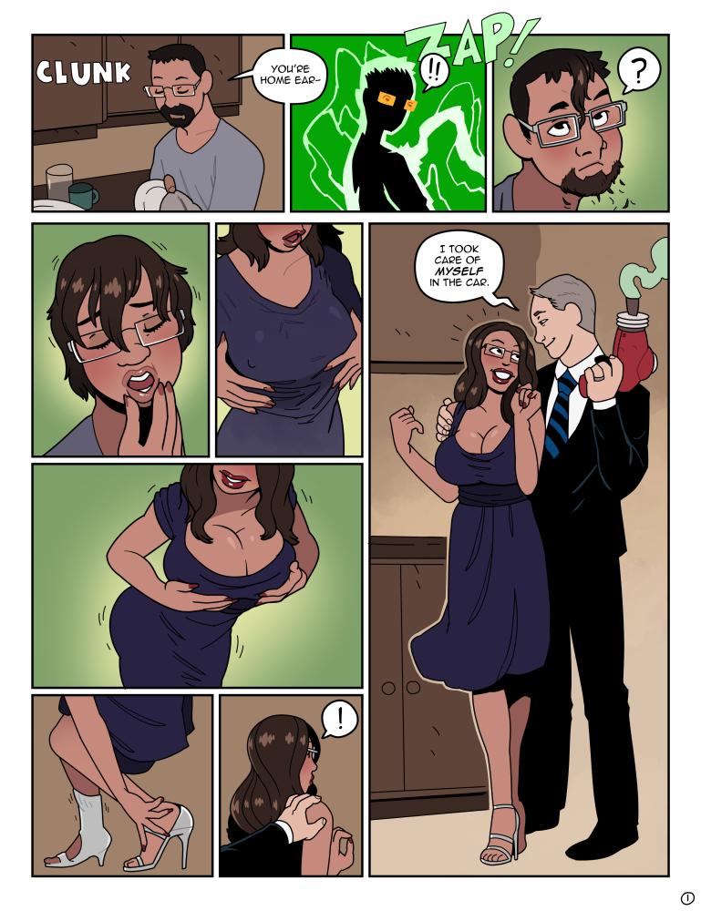 transformation male comic female to Yu-gi-oh yubel