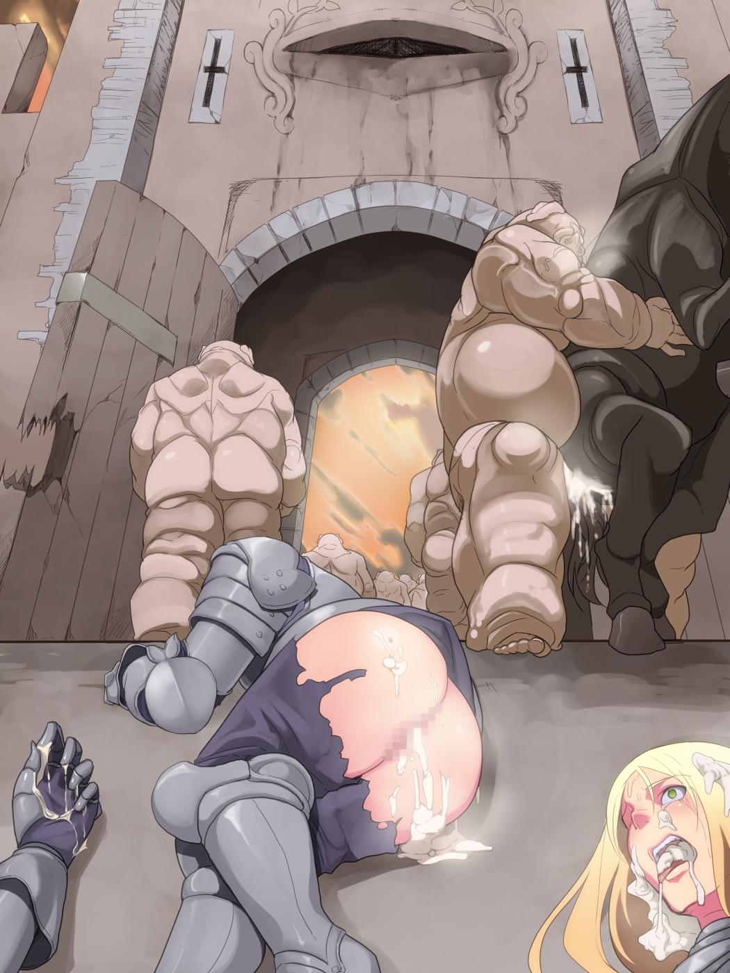 die must orcs Zero suit samus tied up