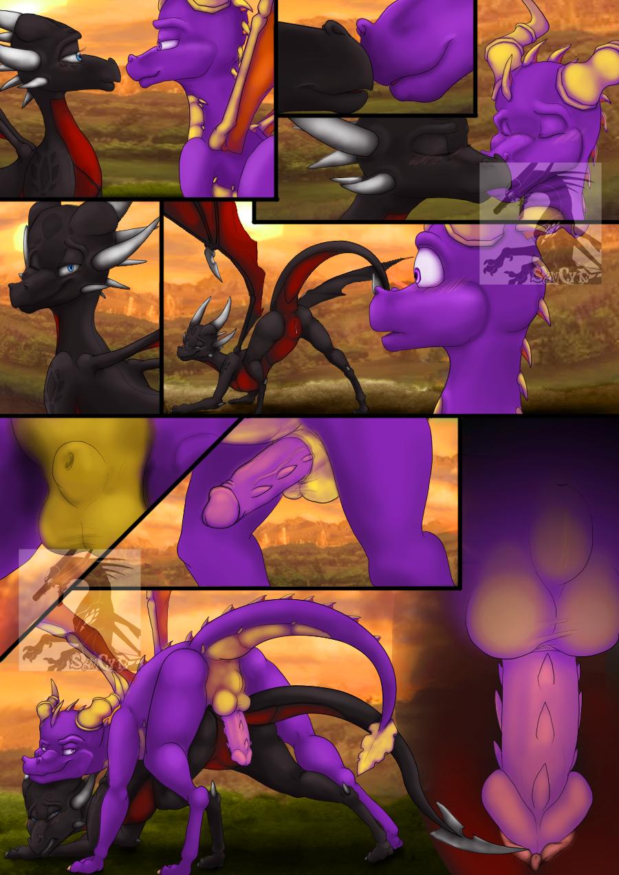 lay said slay dragon the not Spok-s-stuff