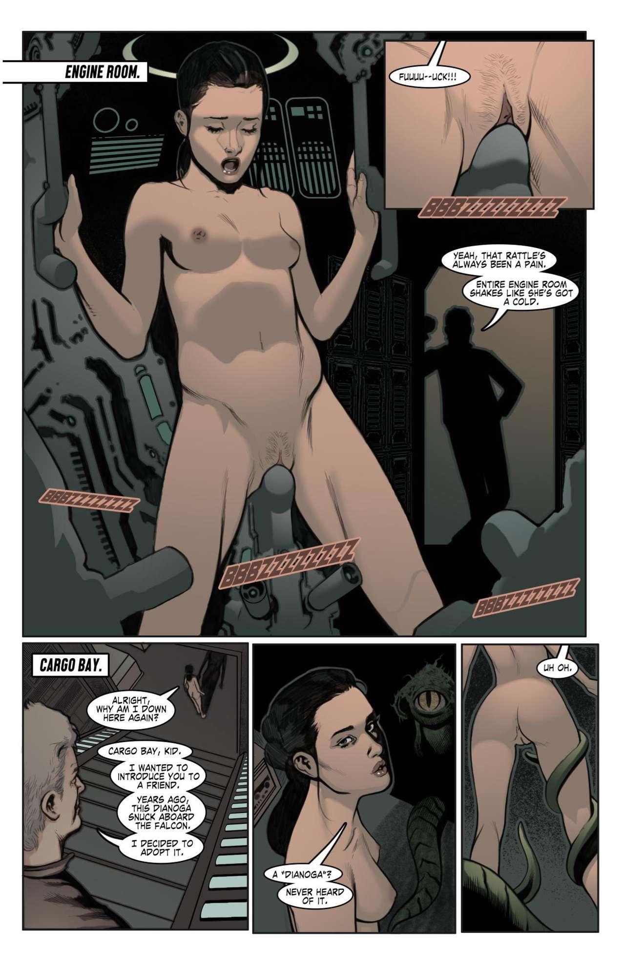 wars the force star naked awakens Nina cortex crash of the titans