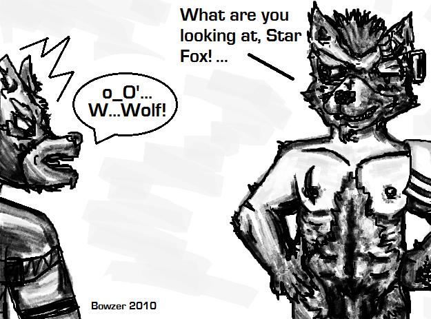donnell wolf fox o star Jet the hawk sonic boom