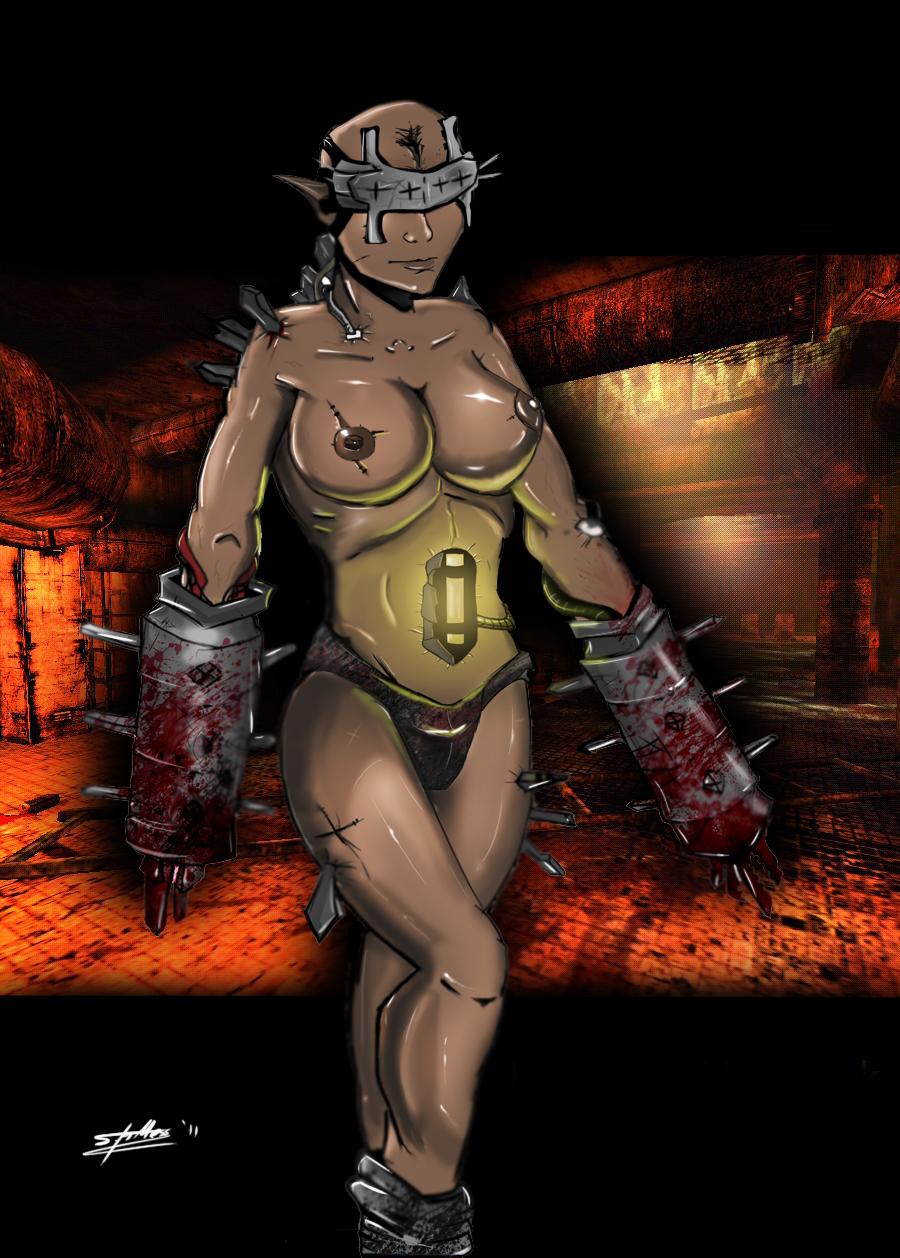 floor 2 killing skins dar Koko kara natsu no innocence!