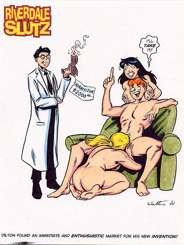 betty veronica comics and porn Dragon of the sun, bal dragon