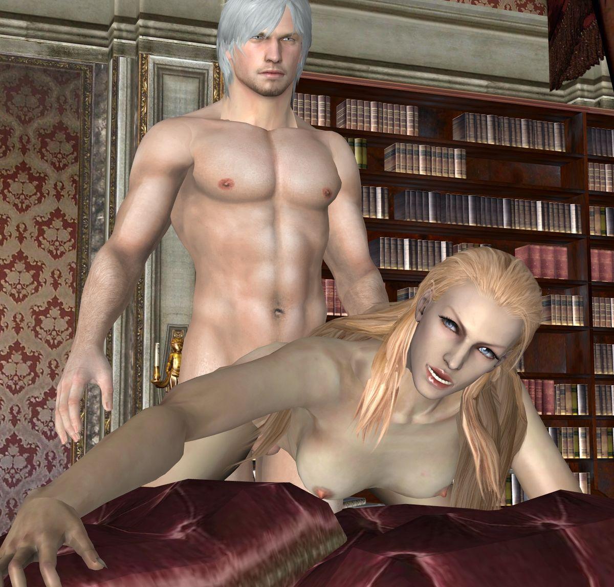 (devil trish cry) may Spooky's jumpscare mansion specimen 13