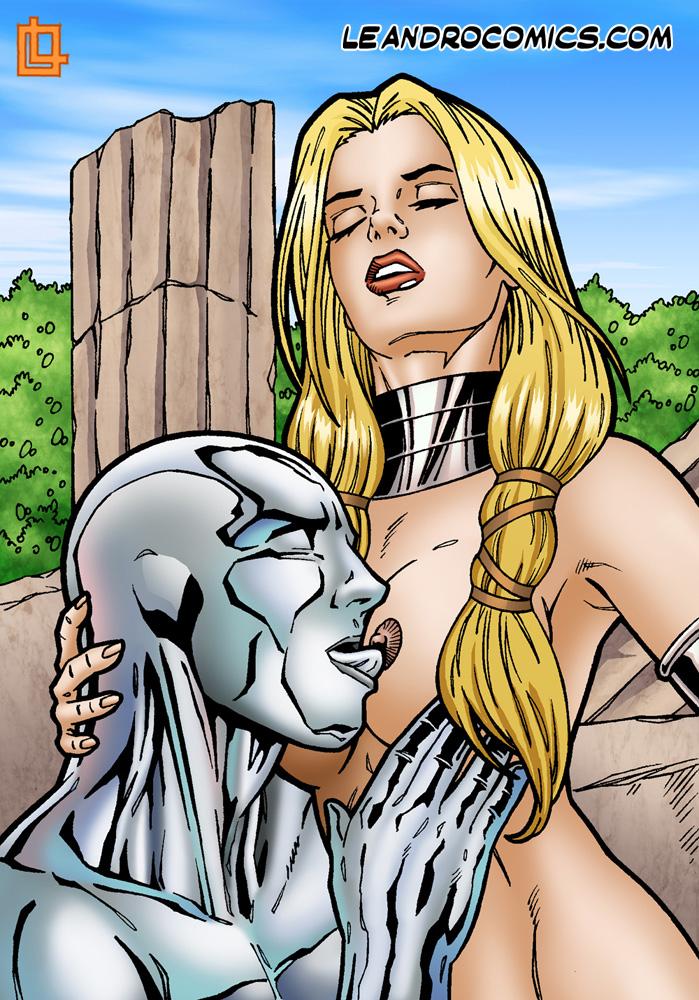 (marvel comics) titania Kono me amareri maroreri merare maro
