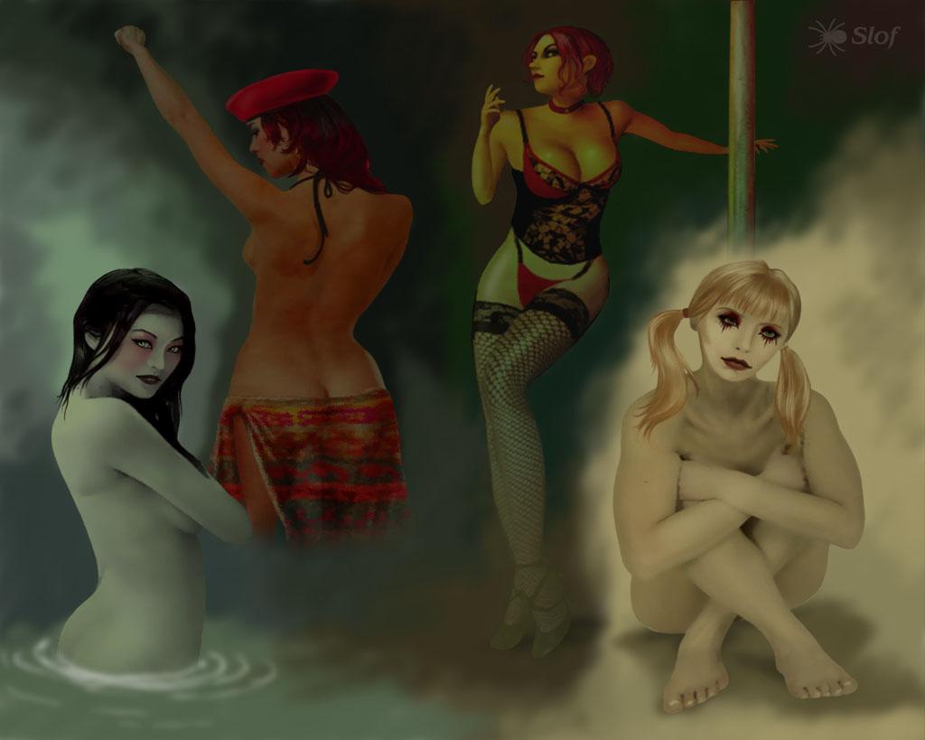 bloodlines rodriguez the nines vampire masquerade Sym-bionic titan porn