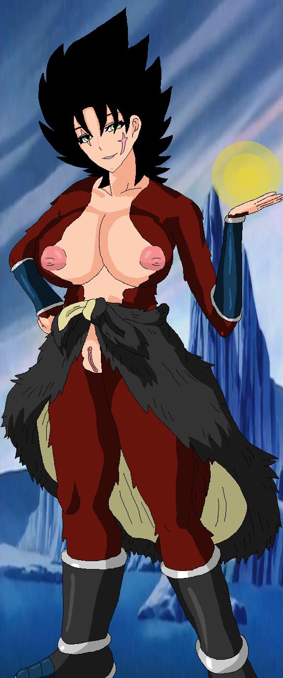 xenoverse female majin dragon ball Kyoukai senjou no horizon nude