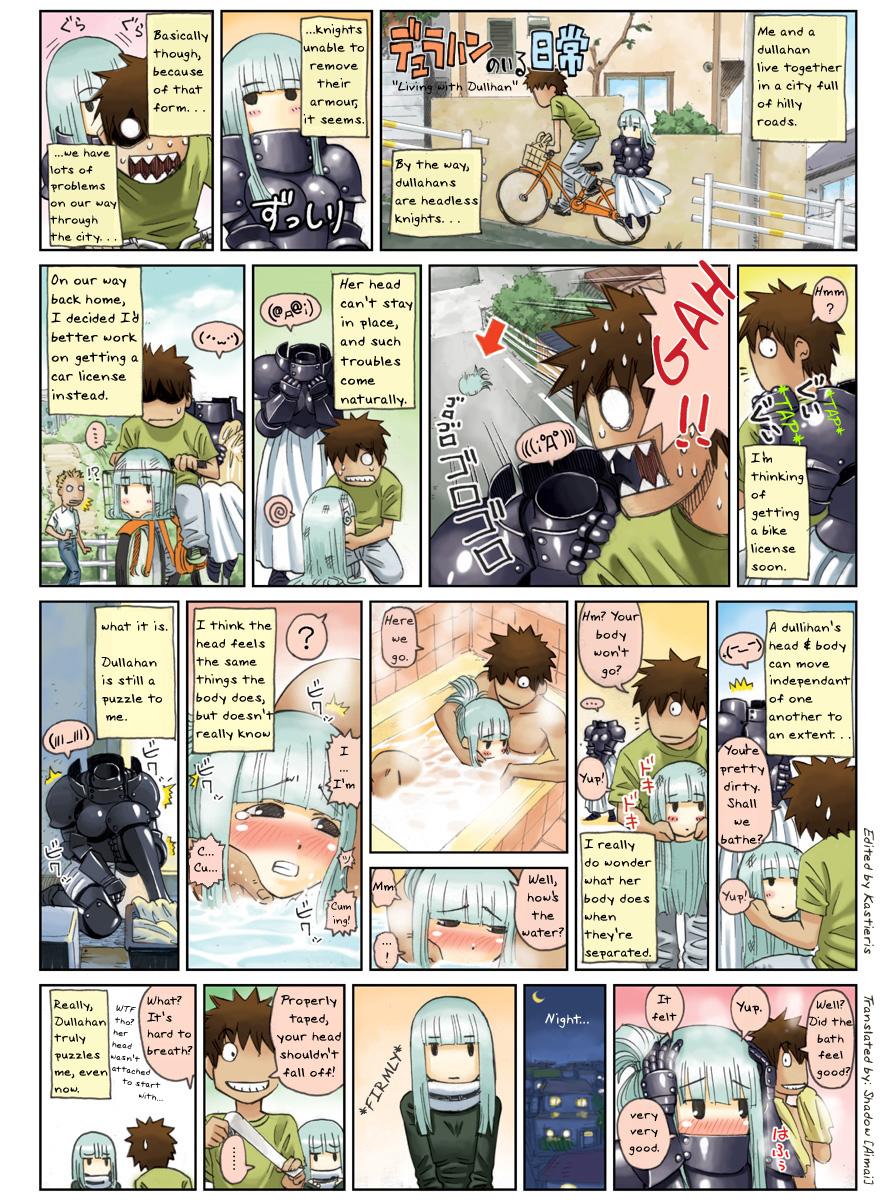 nichijou no monster musume crunchyroll 1 episode iru Under night in-birth