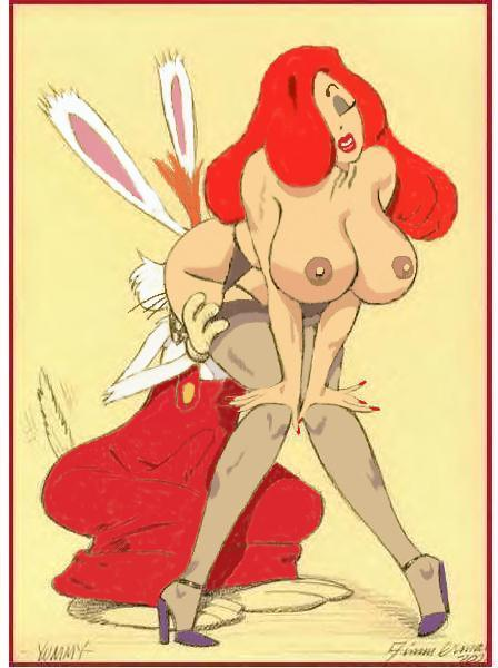 framed uncensored roger rabbit who Lefty five nights at freddy's