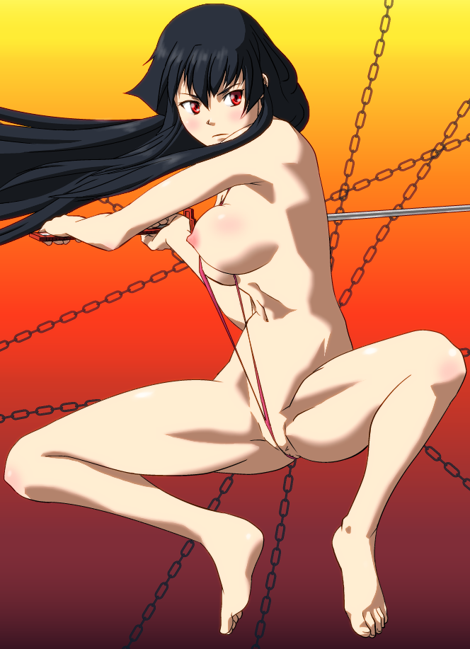 kill akame akame ga porn I will now proceed to pleasure myself with this fish