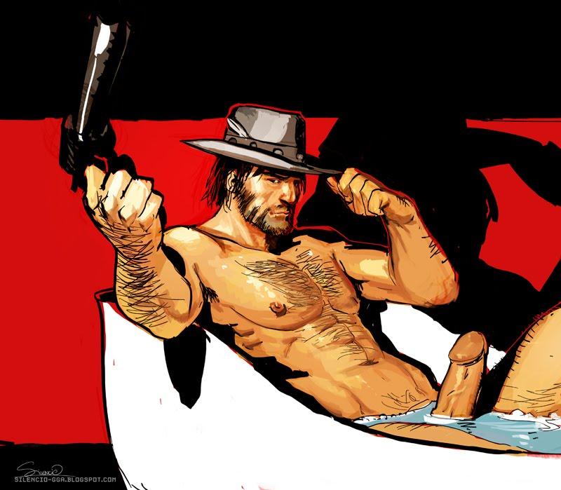 red redemption cowboy 2 gay dead Dragon ball z xxx pics