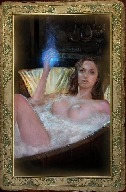 yennefer witcher nude the 3 Undertale porn frisk x chara