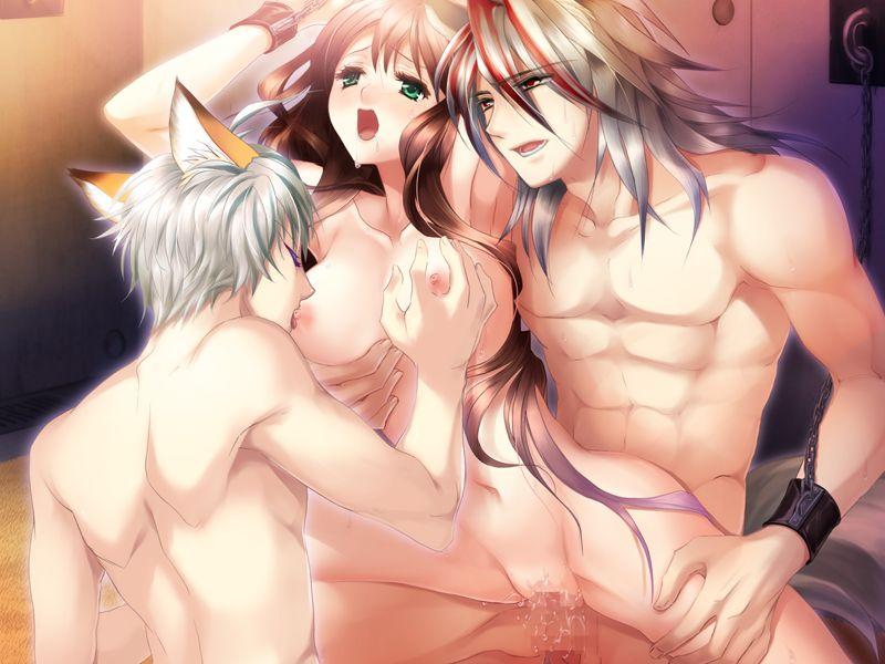 ookami-san to nakama-tach shichinin no Shiro no game no life naked