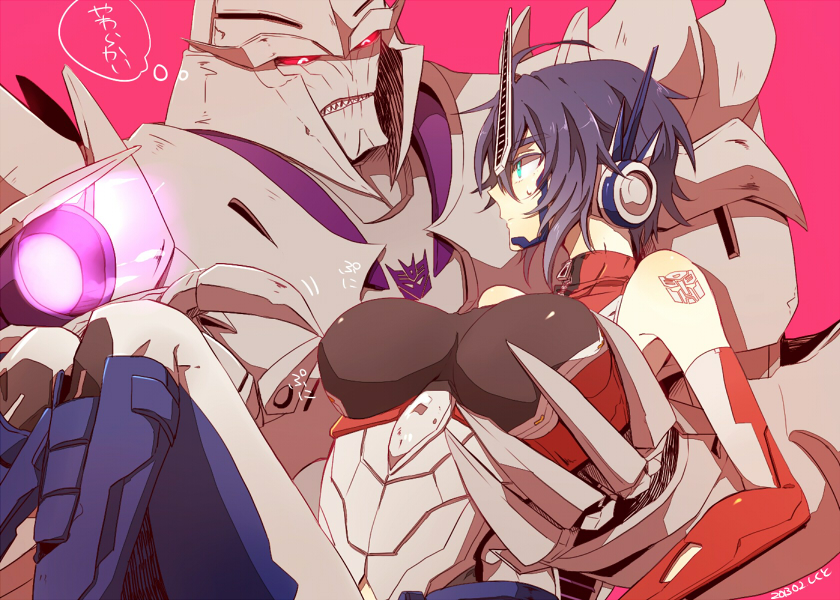 fanfiction airachnid and jack prime transformers Five nights in anime 1