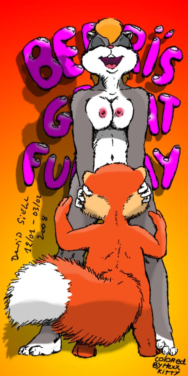 berri fur day conkers bad Undertale rabbit girl and cinnamon
