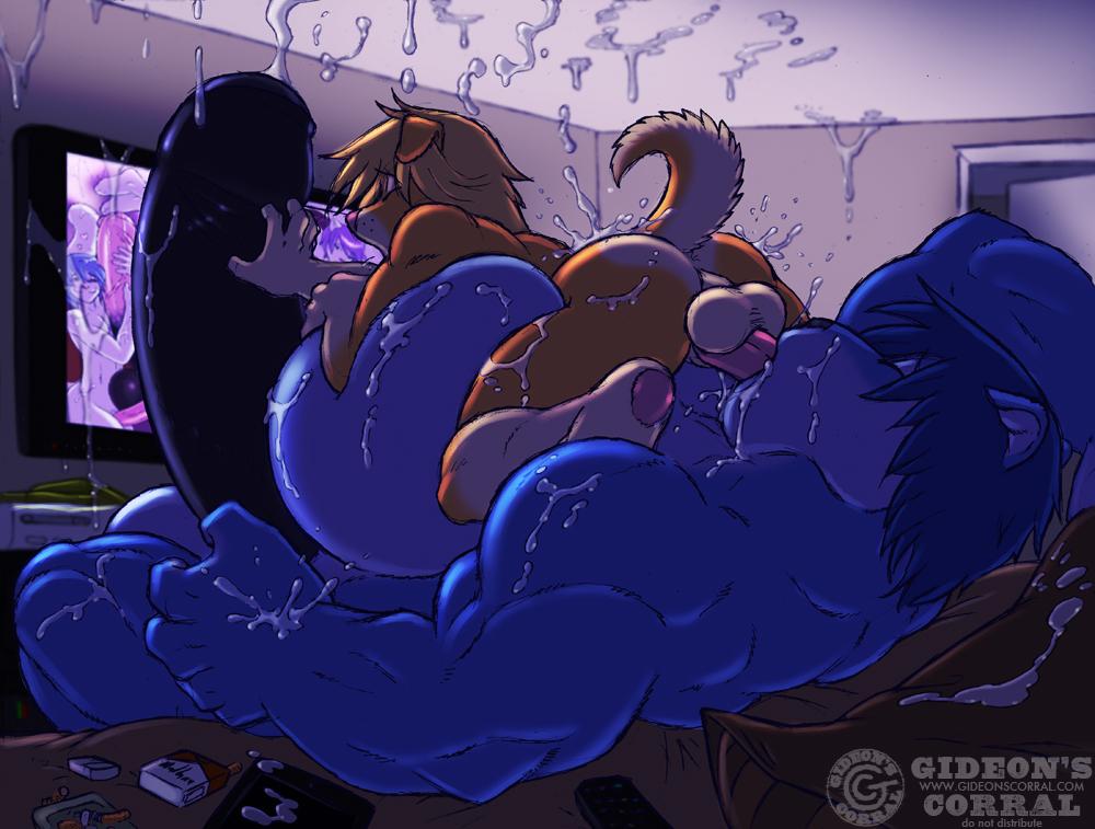 male futa big cock on The elder scrolls