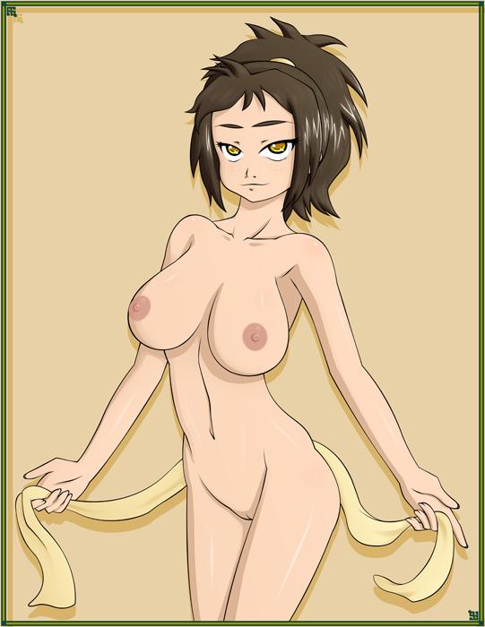 avatar airbender last koh the Cum shot on tits gifs