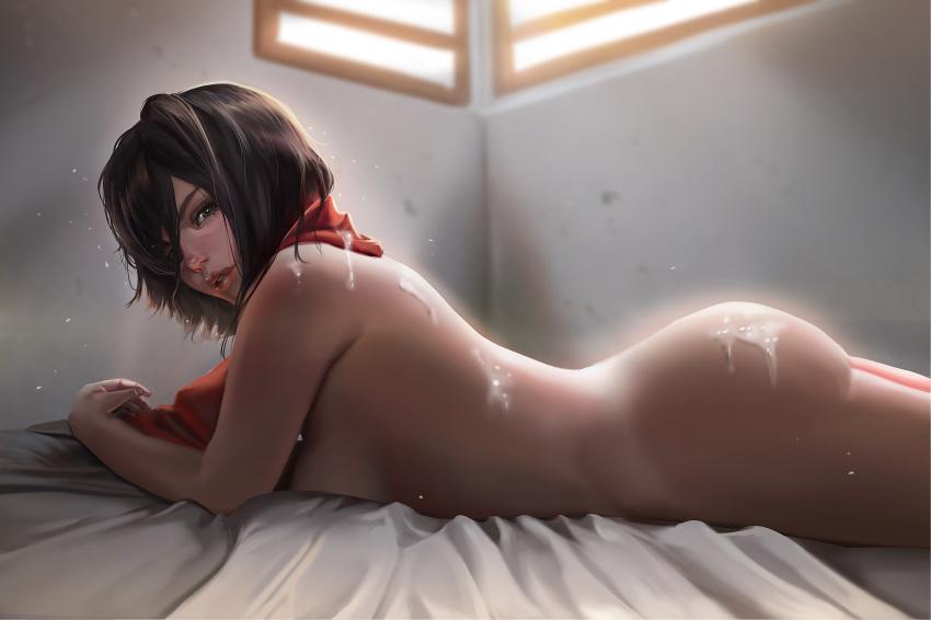 mikasa nude on attack titan Perona horo horo no mi