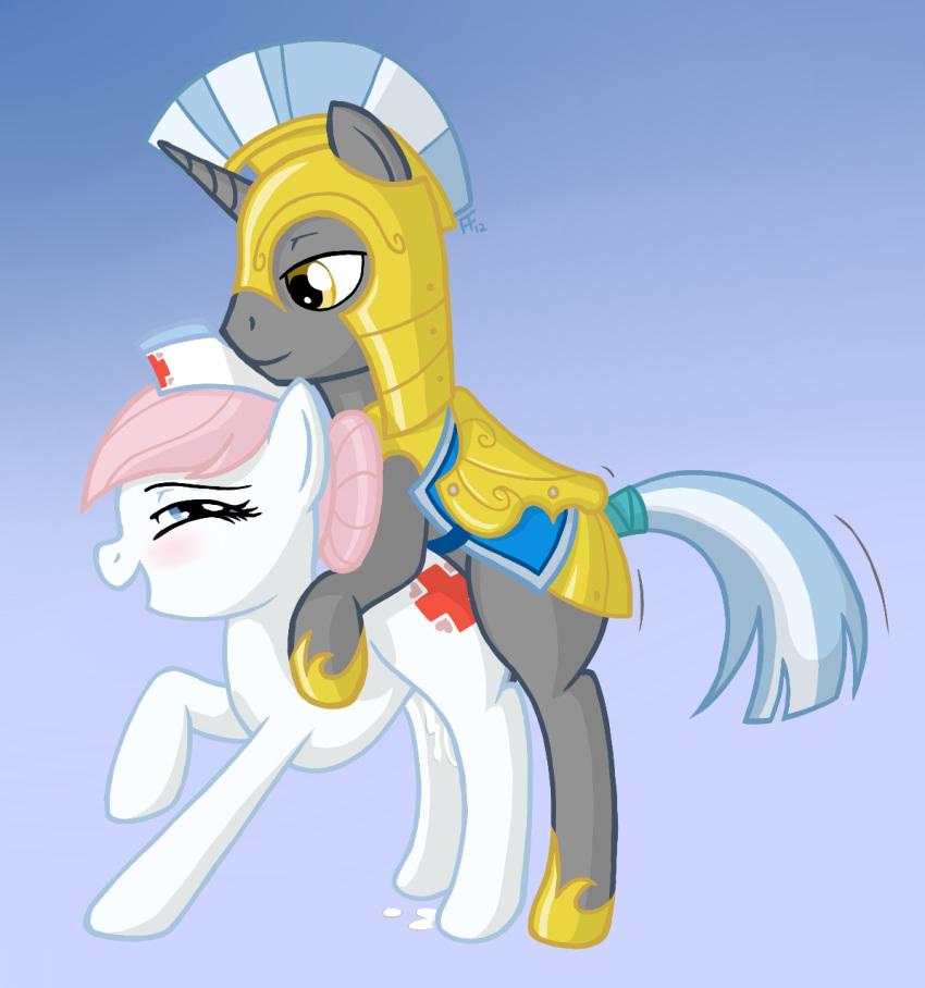 feather pony little my bangs Saenai heroine no sodatekata.