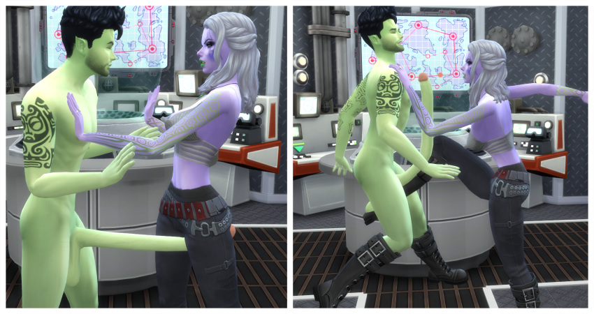 sims 4 wicked the whims Destroy all humans