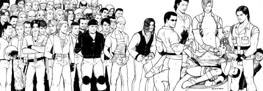5 evil nude mods resident Hunter x hunter leorio and kurapika