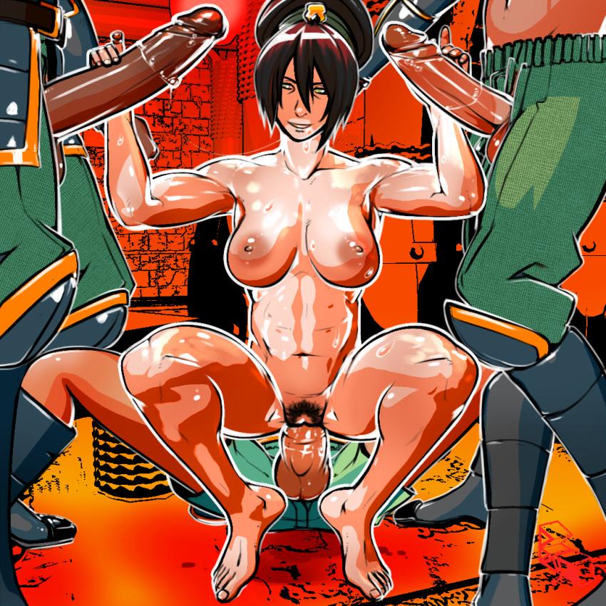 naked of korra korra legend Bendy and the ink machine anime