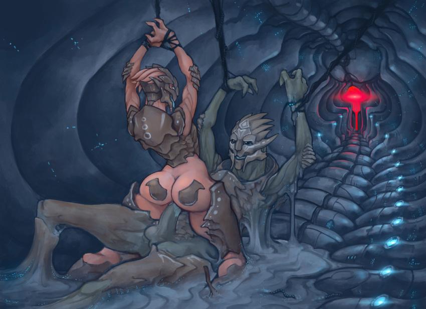 andromeda mass effect Tdi revenge of the island
