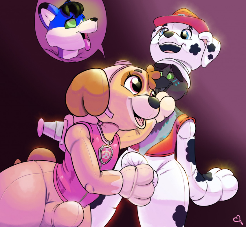 tracker what is paw on patrol Sans and frisk have sex