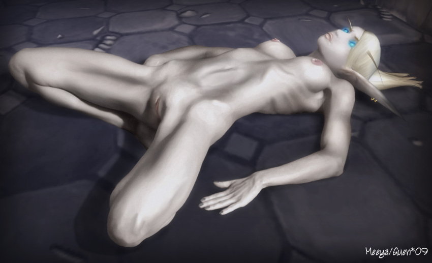 warcraft elf female of world blood In another world with my smartphone nude