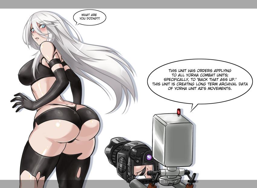 nier popola and devola automata Clash of clans porn pics