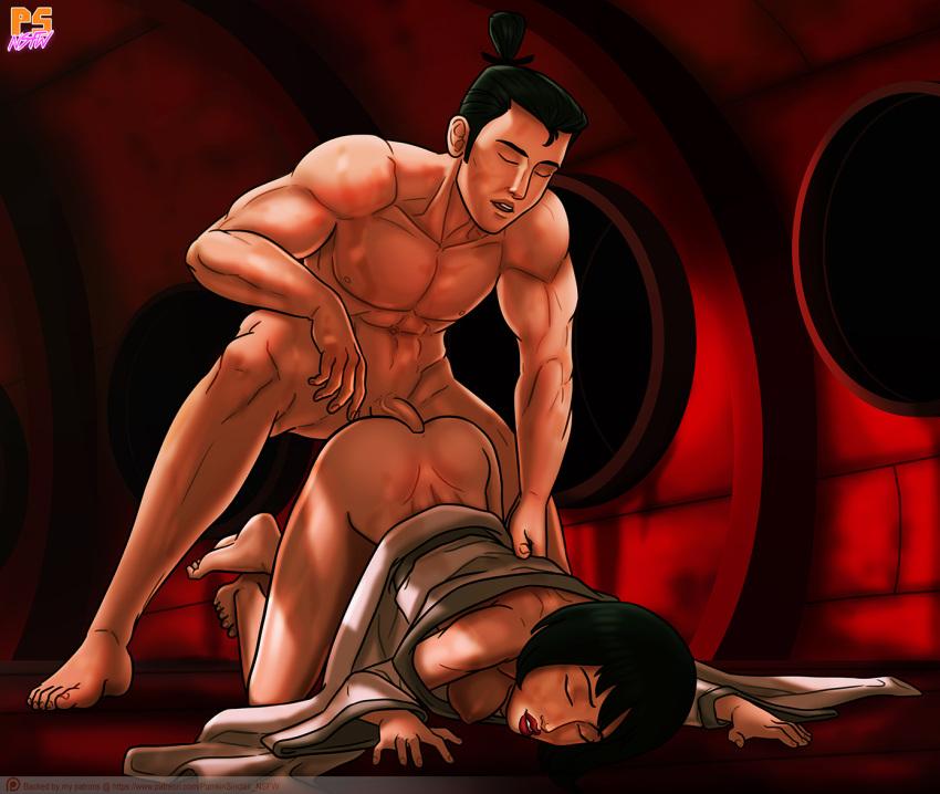 ashi samurai jack Mike, lu & og