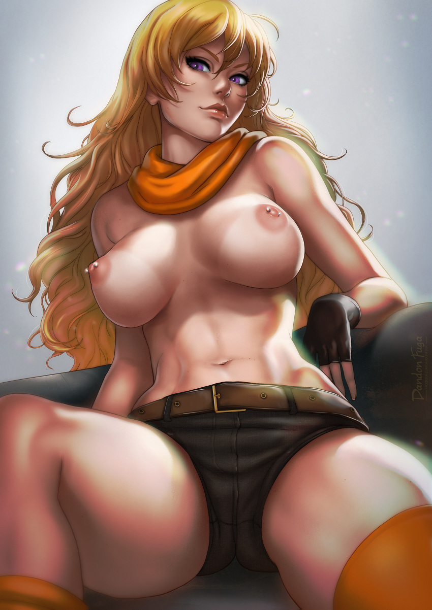long nude xiao rwby yang Trials in tainted space pictures