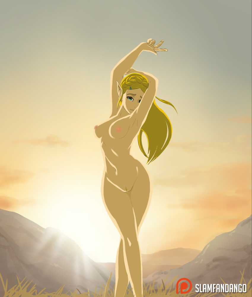 zelda of mod wild nude breath the Chad kensington friday the 13th