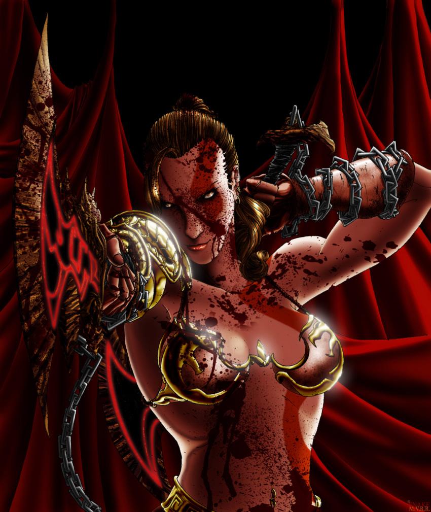 2 clotho of war god Eva metal gear solid 5