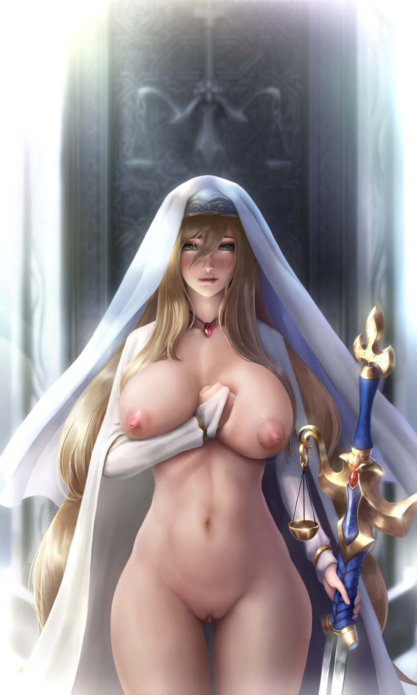 maiden of dragon azure sword Gensou no idea ~oratorio phantasm historia~