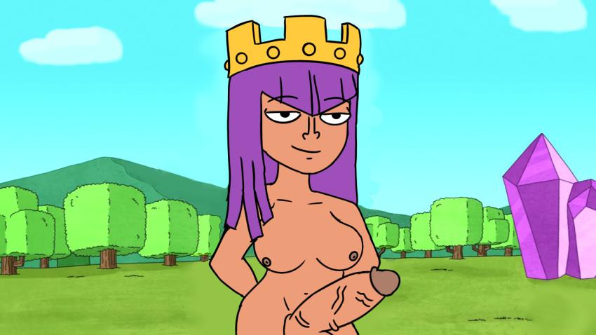 queen of clash archer boobs clans Yuragi-sou no yuuna-san nudity