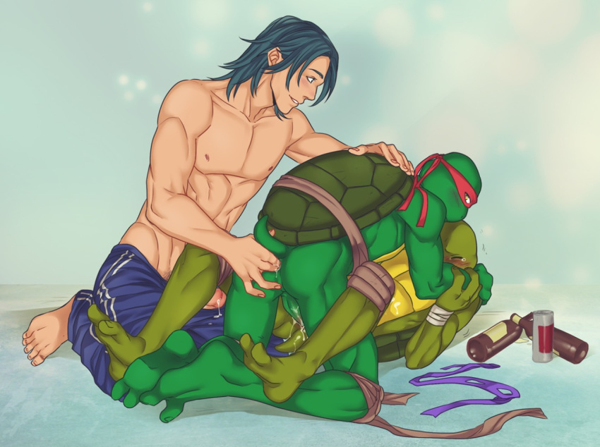 rise of mutant turtles jones teenage casey ninja the His coconut gun can fire in spurts
