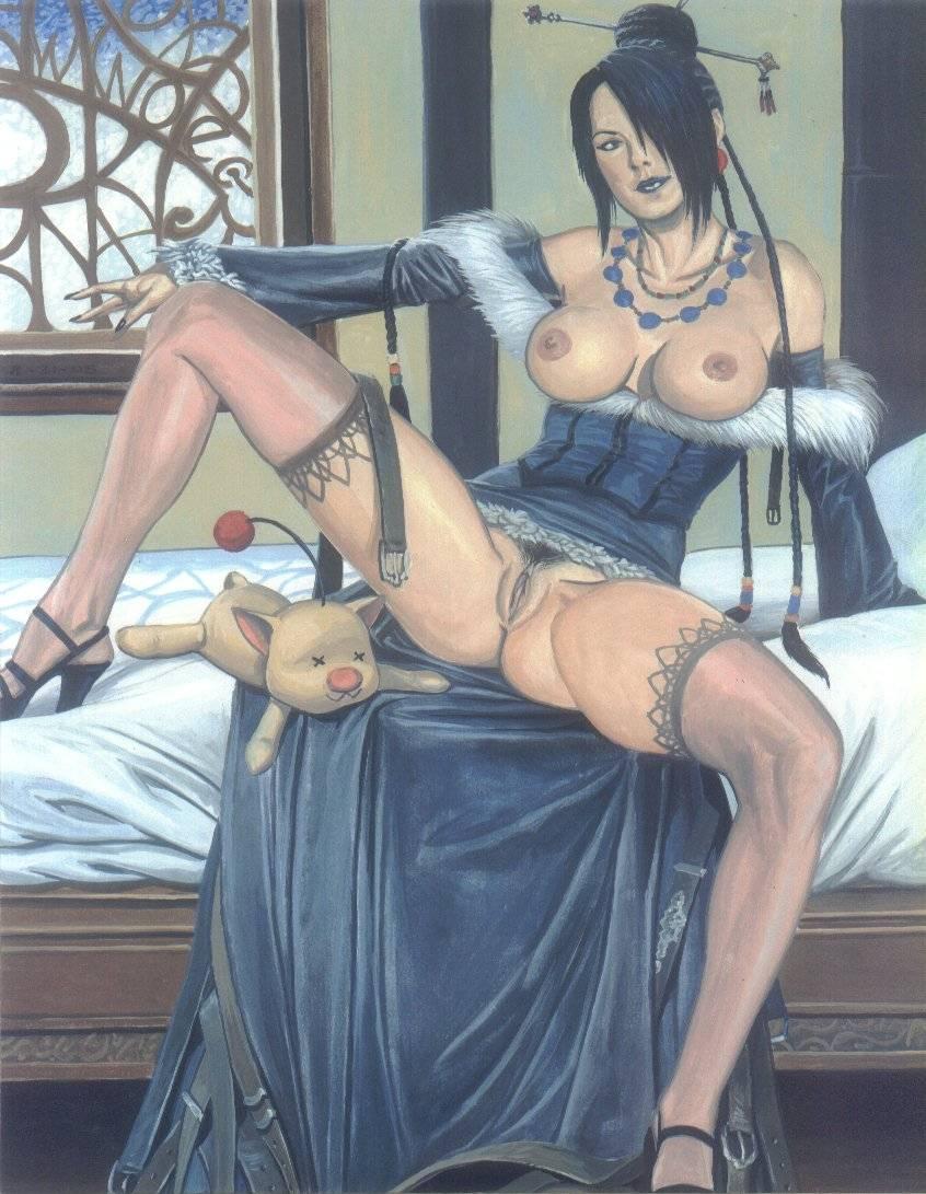 lalafell fantasy final hentai 14 Darling in the franxx strelitzia