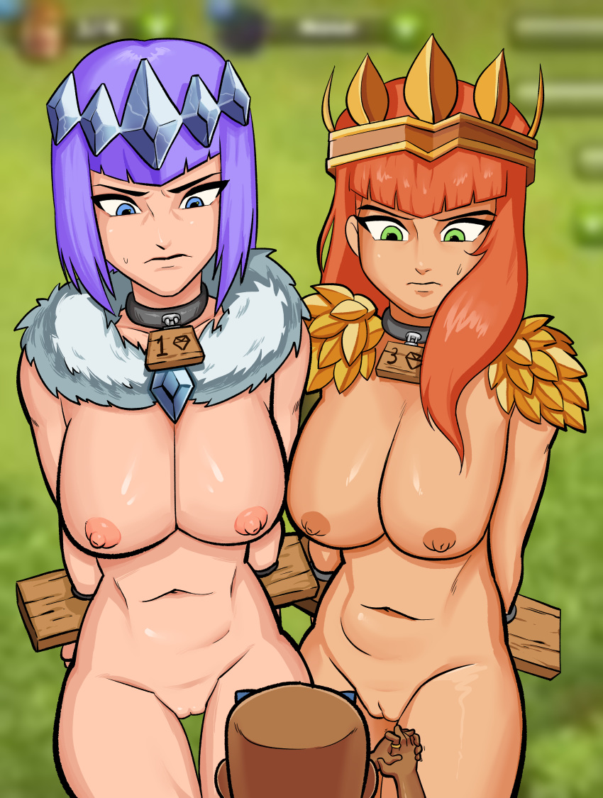 archer clans of clash nude Five 3d nights at freddy's 2
